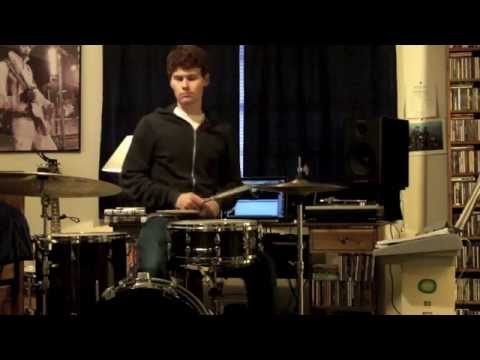 James Brown  Funky Drummer  Drum Lesson