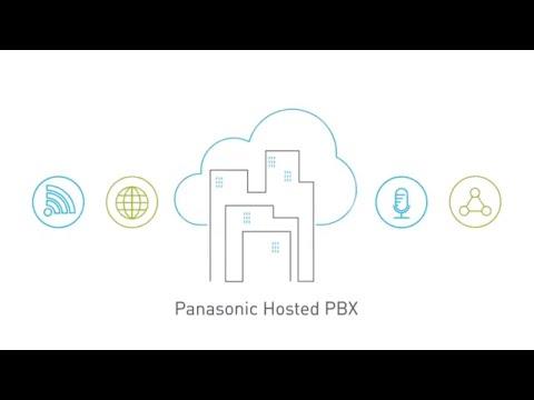 Panasonic Hosted PBX Services – Small Business Bundle