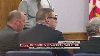 Eddie Ray Routh convicted in death of