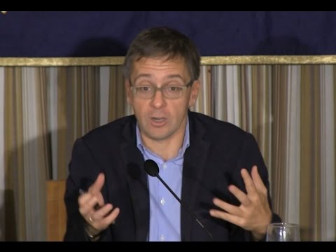 """Ian Bremmer: """"The impact of geopolitics on markets … and Asia's future"""""""