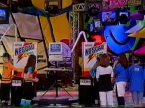 Programa Sandy e Junior Show 1997 Parte 04