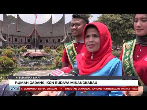 Rumah Gadang Ikon Budaya Minangkabau