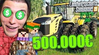 Wir kaufen den 500.000€ TRAKTOR | Landwirtschafts Simulator 2019 #15