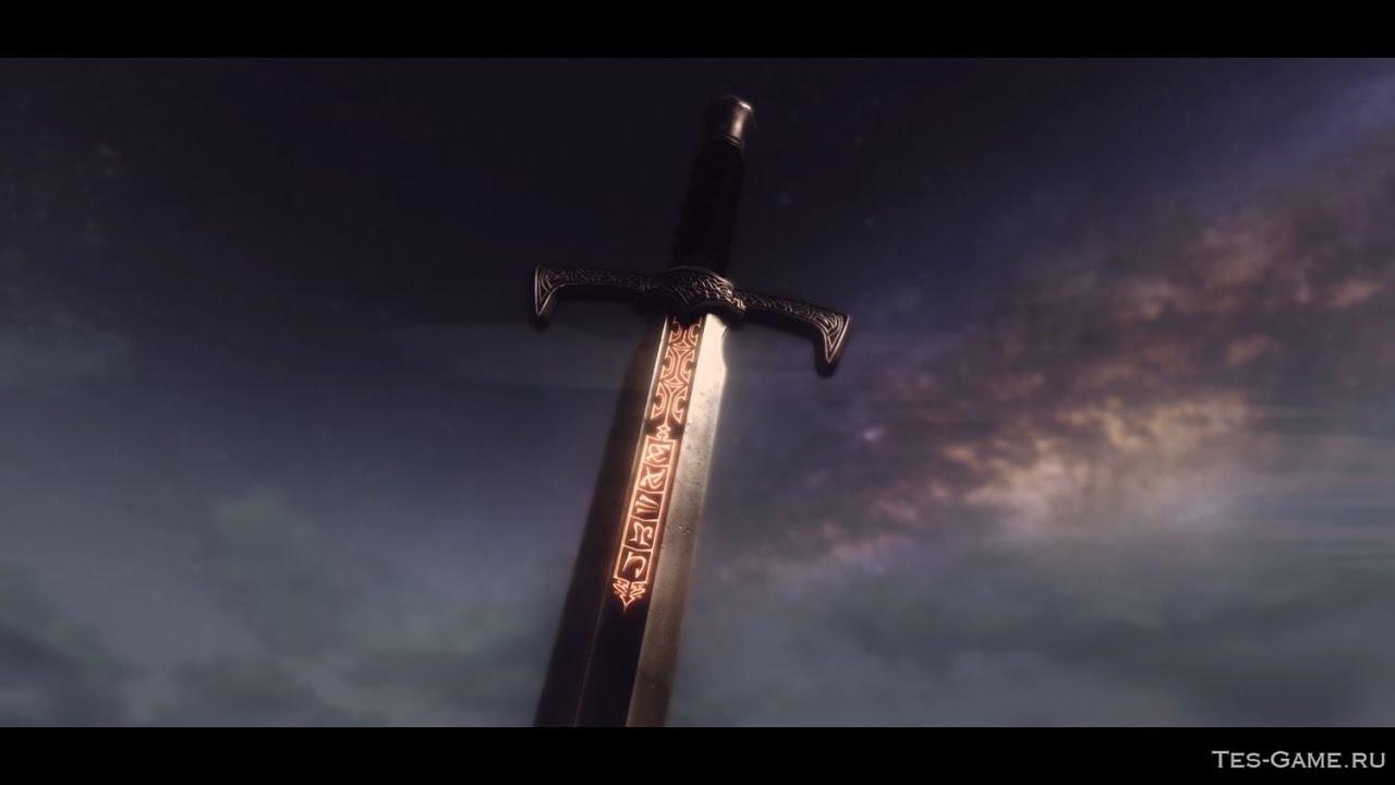 Скачать моды на скайрим мечи