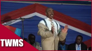 Apostle Gino Jennings - Jamaica Broadcast - What Took Place BEFORE ...