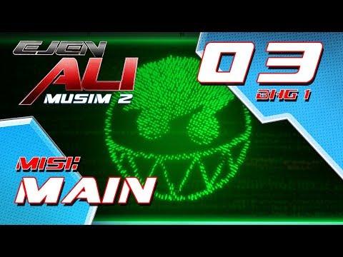 Ejen Ali - Musim 2 (EP03) - Misi : Main [Bahagian 1]