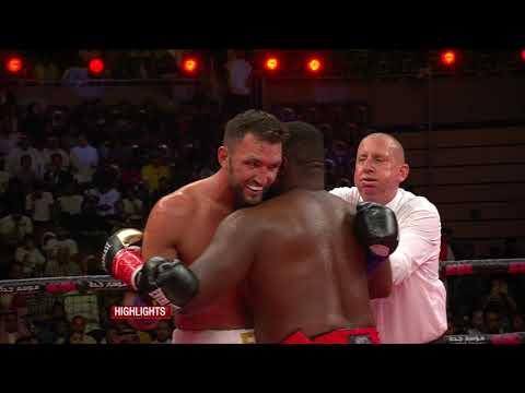 SBL | Hughie Fury Vs Samuel Perter Full Fight