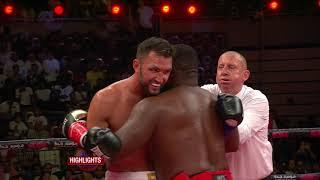 SBL   Hughie Fury Vs Samuel Perter Full Fight