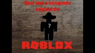 My ROBLOX toy: 0 I Part 1 I