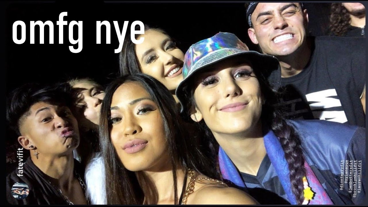 LED OMFG NEW YEAR'S EVE 2020 | Uncensored Rave Vlogs Pt. 3 ...