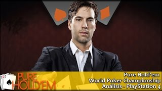 Pure Hold'em World Poker Championship  | Análisis español GameProTV