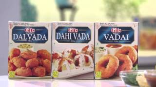 Gits Dahi Vada Burger