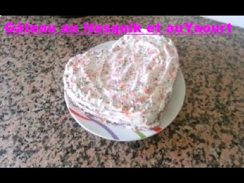 ~-gâteau-au-nesquik-et-au-yaourt-/-décoration-du-gâteau-~