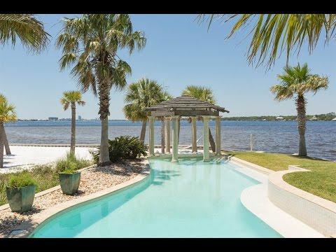Ono Island Waterfront Estate in Orange Beach, Alabama