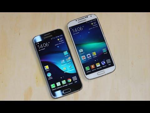Samsung Galaxy S6 vs Galaxy S4