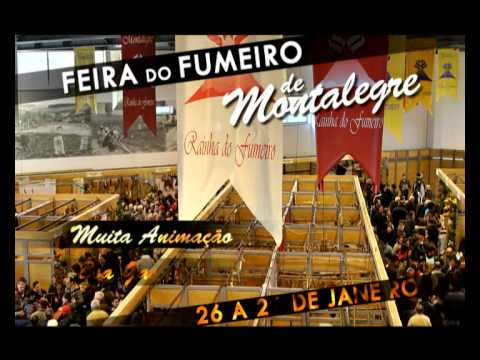 MONTALEGRE - XXI Feira do Fumeiro (26 a 29 Janeiro 2012) - Spot Oficial