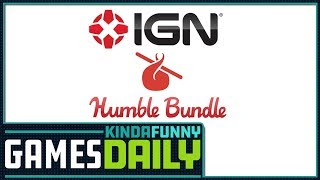 IGN Buys Humble Bundle - Kinda Funny Games Daily 10.13.17