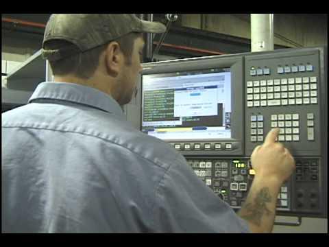 iExplore CNC Programming career video
