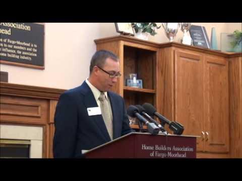 2013 Second Quarter Building Permit Report News Conference