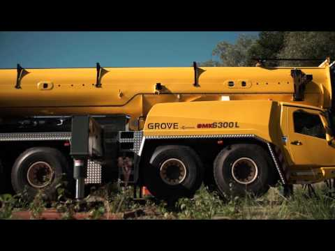 Grove GMK preventive maintenance (Manitowoc Crane Care)