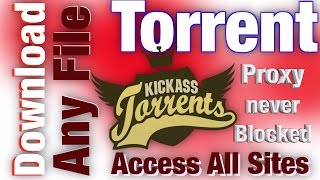 How to Download Torrents - 3 Best Ways Always Working✅ (Not Blocked) #torrent #download