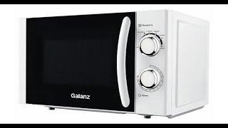обзор микроволновки Galanz MOG-2001M