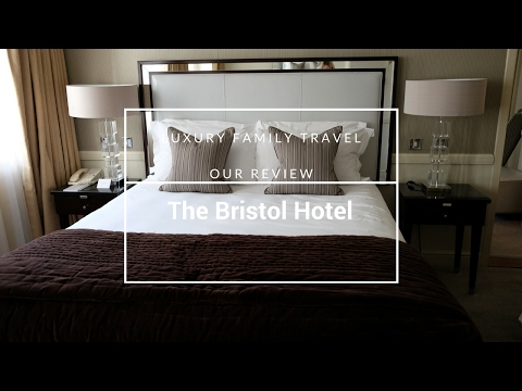 Review - The Bristol Hotel, Bristol Harbourside - 4K