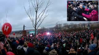 Навальный в Смоленске дал слово ректору СГАФКСТ Грецу Г.Н. 12.11.2017