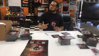 Live at SMD HQ with Psyph Morrison - Win a autographed cd full of slappers! King Morrison