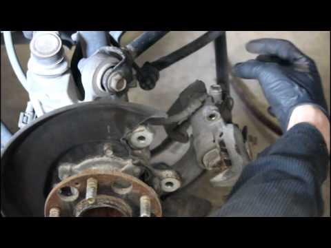 diy 2005 acuratsx rear brakes youtube rh youtube com Water Pump Location 2005 Acura TSX 2005 Acura TSX Wing