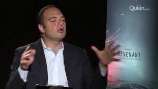 León Krauze entrevista a Alejandro González Iñárritu