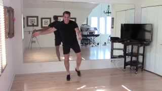 David Meenan  National Tap Dance Day 2015