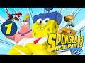 Прохождение SpongeBob HeroPants Часть 1 mp3