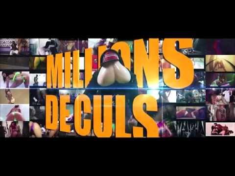 """ROCKIN  SQUAT """"Millions De Vues"""" (Clip Officiel)"""