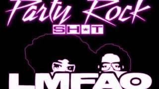kayne west-paranoid party rock remix LMFAO