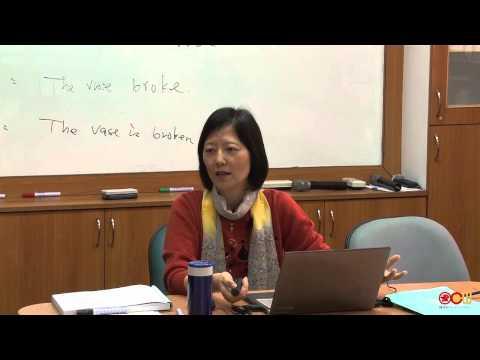 Lec11 詞彙語意學 第十週課程