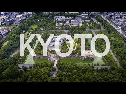 Travel Kyoto in a Minute - Aerial Drone Video | Expedia