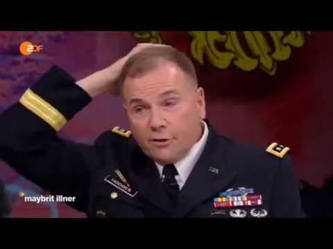 ZDF als Sprachrohr für US-Militär! US-General verbreitet Lügen?!