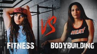 Fitness VS Bodybuilding ✪ Battle #2