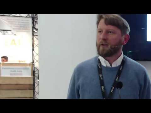 Ecobuild 2017 - Green Infrastructure Seminar - Kenton Rogers on Urban Trees Contributing to Savings