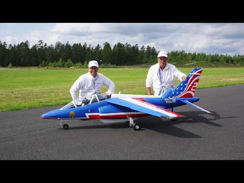 French Team at Jet World Masters 2017 - Finland