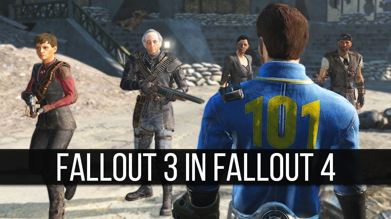 Fallout 3 dating mod