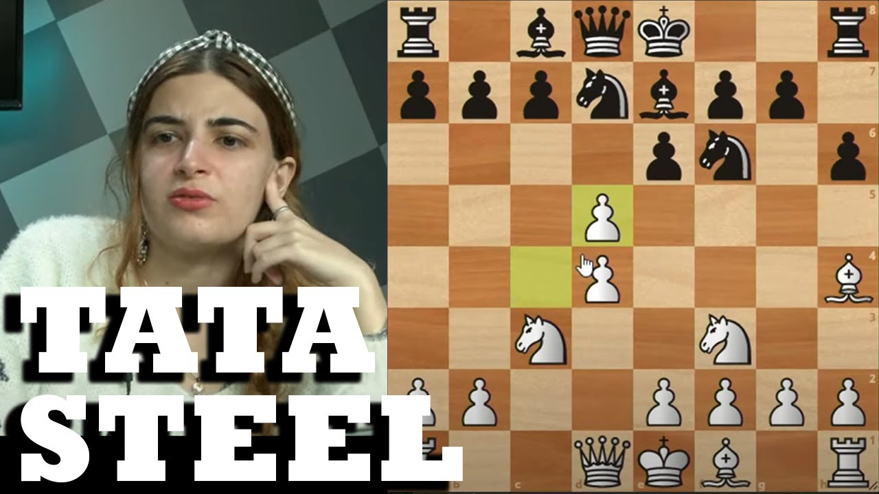 Download 2021 Tata Steel: After 4 Rounds | Chess and Psychology - IM Dorsa Derakhshani