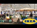 IKEA PATIO FURNITURE SOFAS ARMCHAIRS CHAIRS HOME DECOR SHOP WITH ME SHOPPING STORE WALK THROUGH