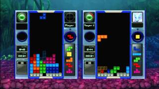 CGRundertow TETRIS SPLASH for Xbox 360 Video Game Review