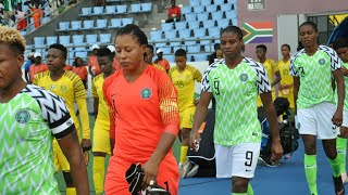 Nigeria Vs South Africa Awcon Final