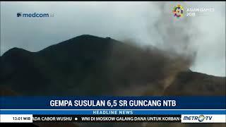Video 2 Gempa Susulan Berselang 5 Menit Menggetarkan Lombok download MP3, 3GP, MP4, WEBM, AVI, FLV Agustus 2018