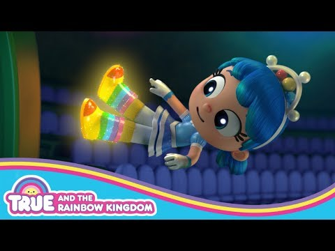Cinderella Fairy Tale - Rainbowella's Magic Dance Boots   True Terrific Tales