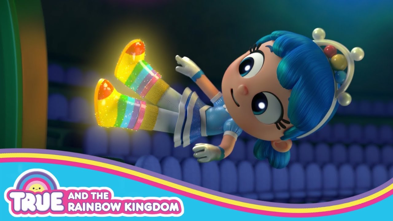 Download Cinderella Fairy Tale - Rainbowella's Magic Dance Boots | True Terrific Tales