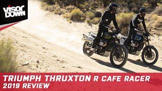Triumph Thruxton R Cafe Racer 2019 Review